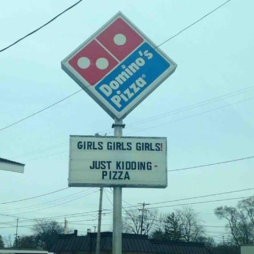 pizza,dominos