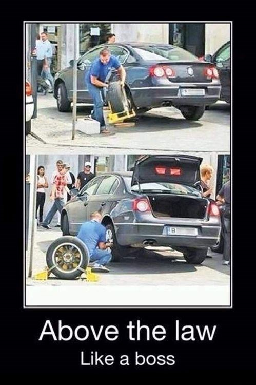 boot,cars,funny,spare tire