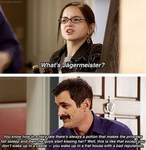 An Accurate Definition of Jagermeister
