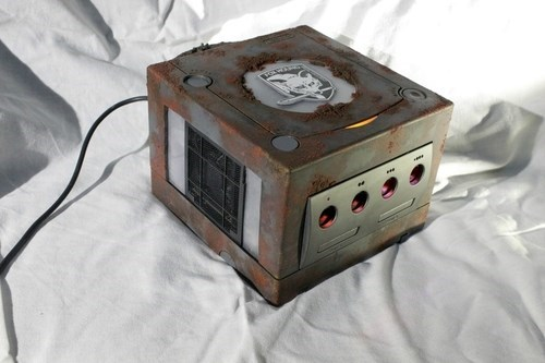 Check Out These Amazing Video Game Console Mods by Vadu Amka