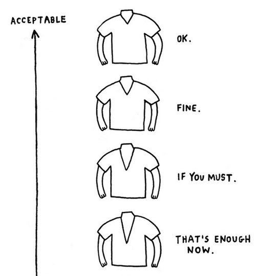 A Guide to V-Necks