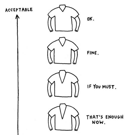 fashion,t shirts,pie charts,web comics,v necks