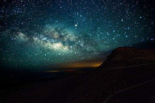 An Incredible View of the Milky Way