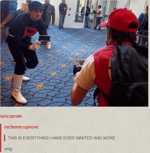 Pokémon IRL