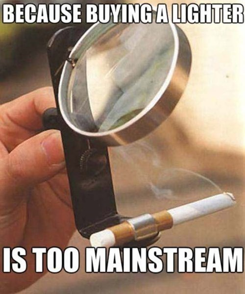 Freakin' Hipsters, Man