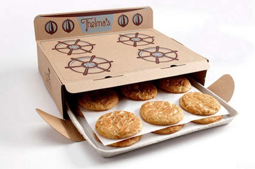 Fresh Cookies, Fresh Packaging