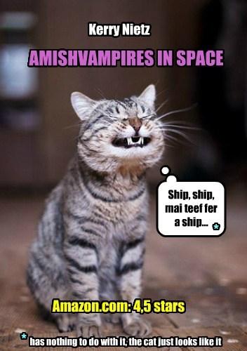 AMISHVAMPIRES IN SPACE