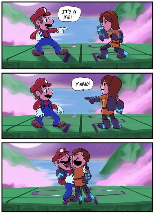 Super Smash Puns