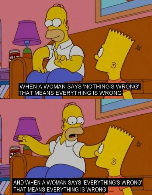 Homer Has His Moments of Brilliance