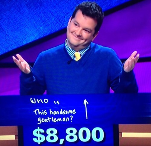 "If You're Going to Lose at ""Jeopardy!"", Let Your Final Answer Take You Out in Style"
