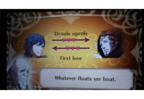 Chrom's True Canon Spouse