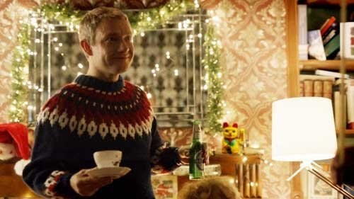 Updated: Sherlock May be Back for Christmas in 2015