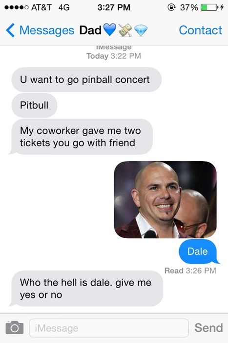 dads,pitbull,texts