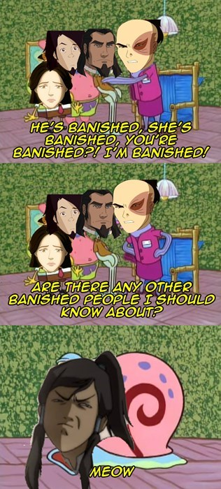Everybody Gets Banished!