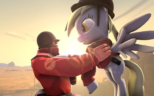 derpy hooves,Team Fortress 2