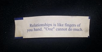 What Are You Trying to Say Fortune Cookie?