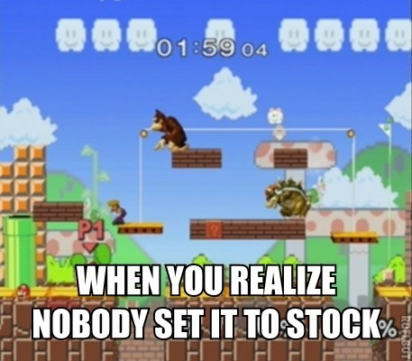 That Moment in Super Smash Bros.