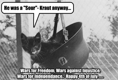 "He was a ""Sour""- Kraut anyway..."