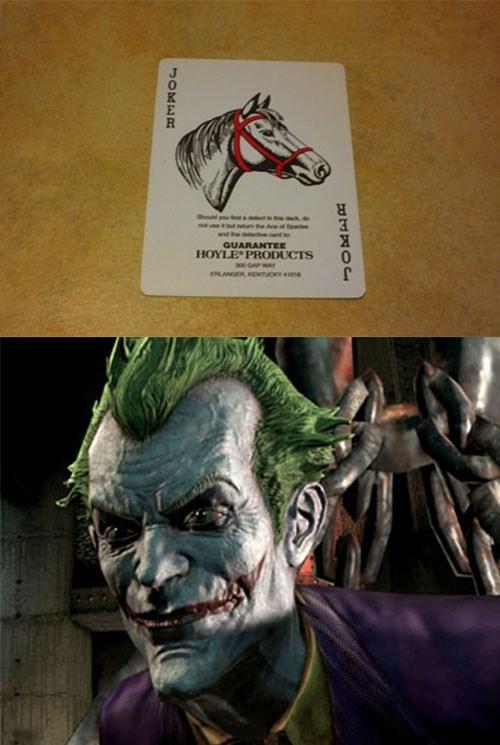 The Joker Is a Bit Horse