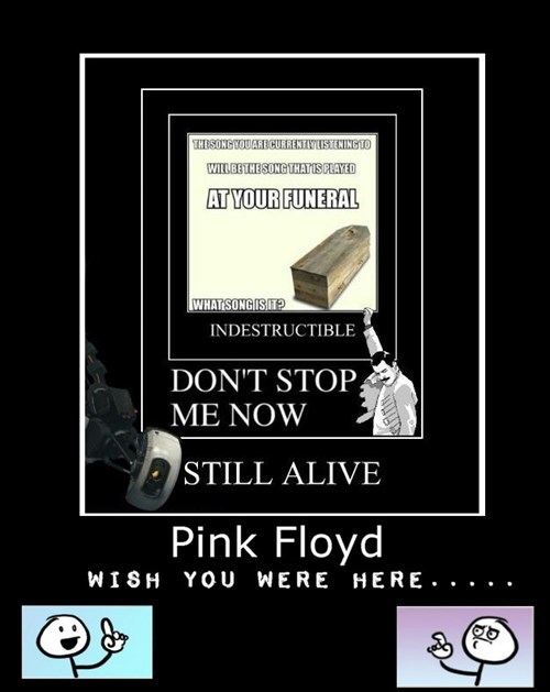 funerals,funny,Music,pink floyd,Songs