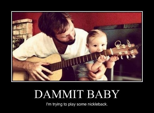 Even Kids Hate Nickleback