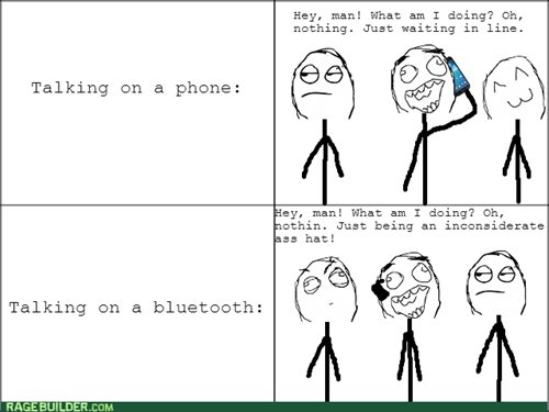 End Bluetooth!