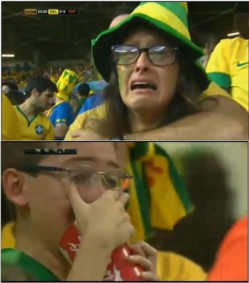 Your Brazilian tears sustain me