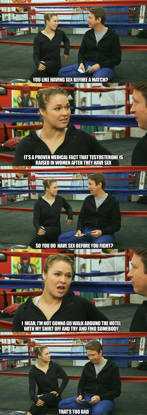The Sexy Secret to Boxing Well