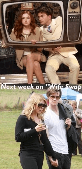 Time Lord Reality TV