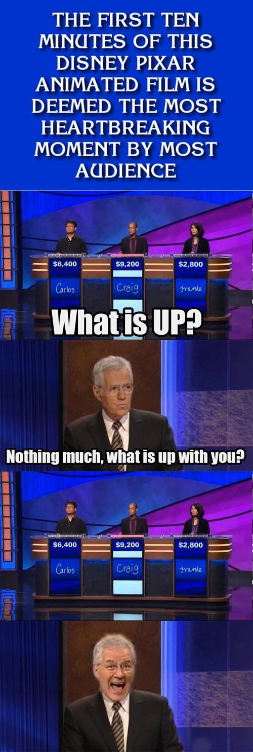 Trebek's Got Jokes