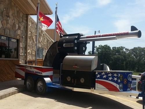 trailers,woodys smokehouse