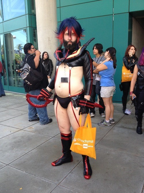 The Best Kill la Kill Cosplay