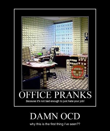 DAMN OCD