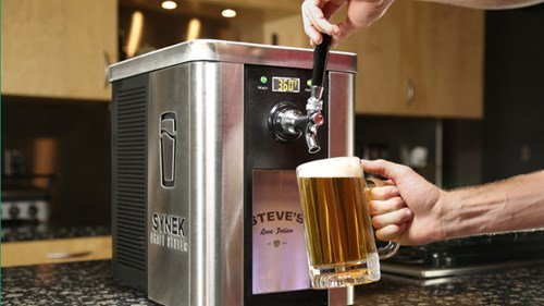 The Keurig for Beer