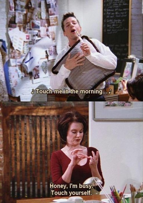 sexy times,TV,will and grace