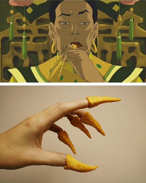 You Too Can be the Earth Queen With a Bag of Bugles