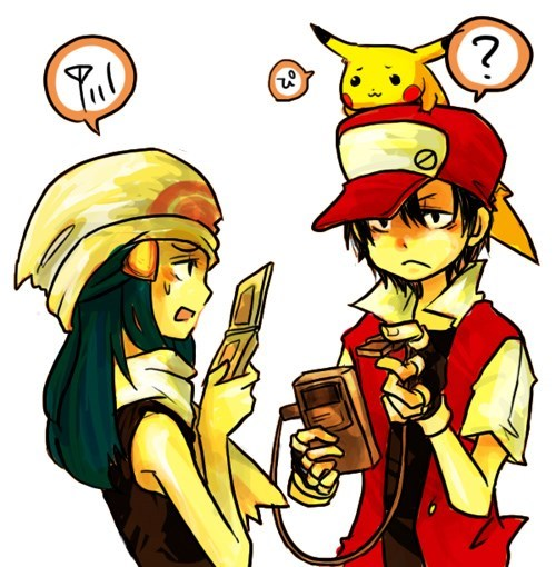 gaming,FanArt,Pokémon