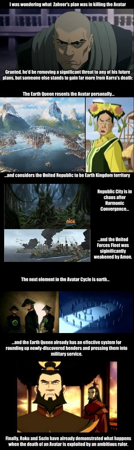 Everything Changed When the Earth Kingdom Attacked...