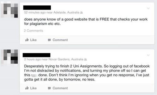 Another Brilliant University Student