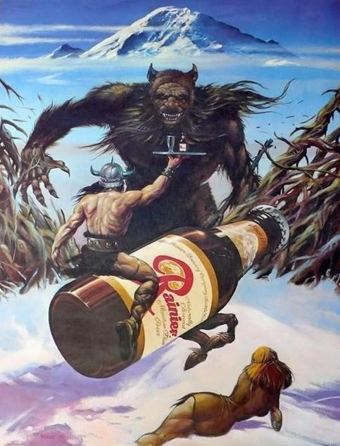 Rainier: The Most Epic of Beer