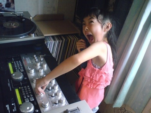 I Want to Be a DJ When I Grow Up!