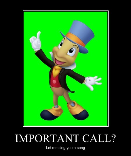IMPORTANT CALL?