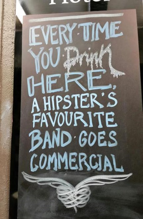 bars,beer,hipsters