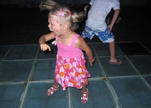 Some Kids Get REALLY Into Dancing