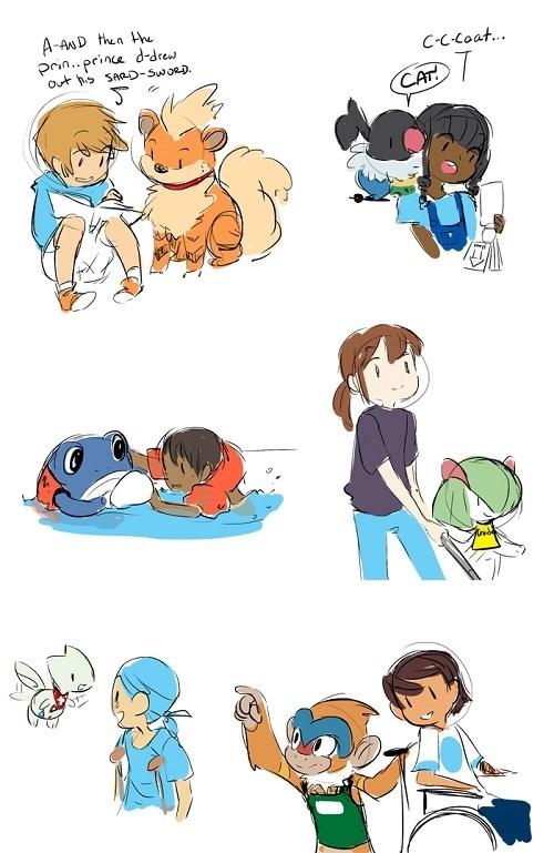 Service Pokémon