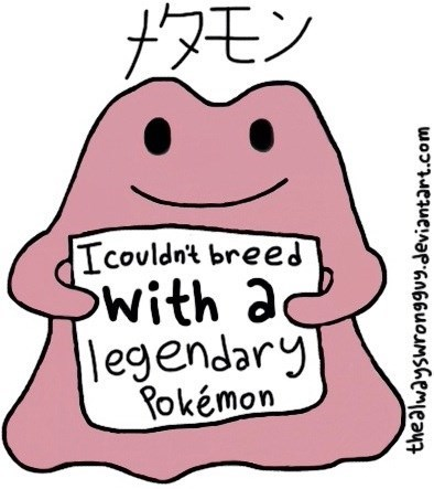 Ditto Shaming