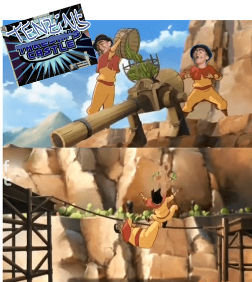 The New Spin-Off of Takeshi's Castle