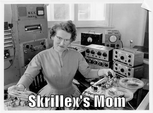 Skrillex's Mom