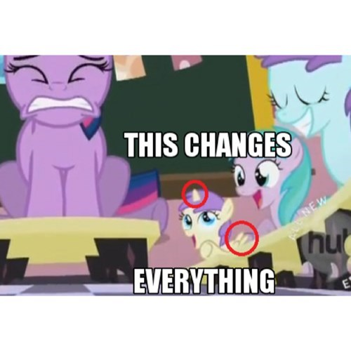 Twilight Sparkle's Future Competition
