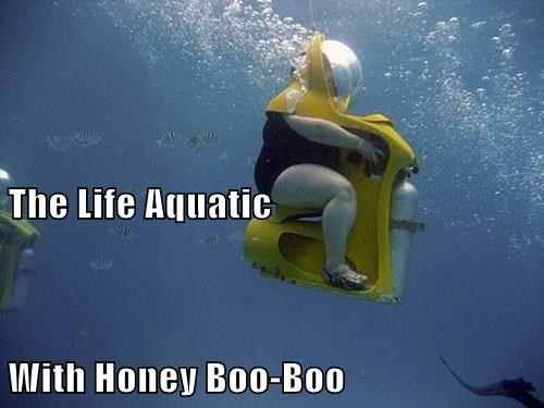 The Life Aquatic With Honey Boo-Boo